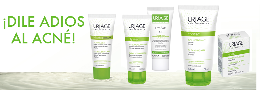URIAGE HYSÉAC R 40ML