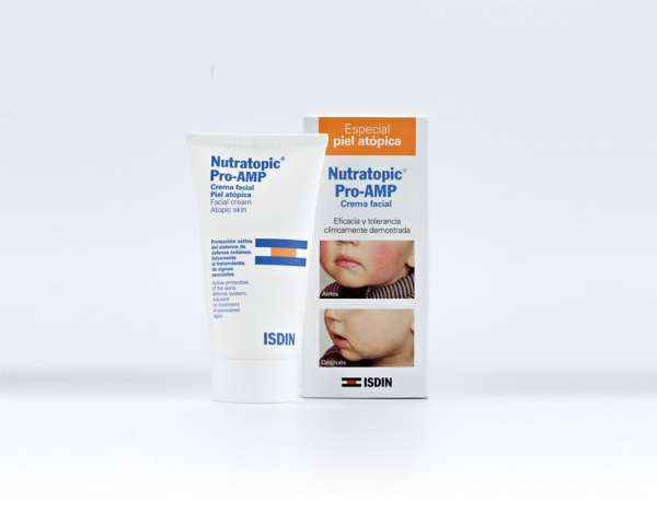 NUTRATOPIC CREMA FACIAL 50ML