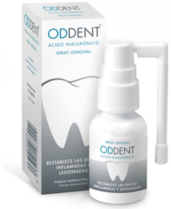 ODDENT SPRAY GINGIVAL 20ML