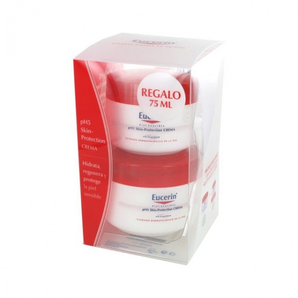 EUCERIN PH5 CREMA 100ML + 75ML REGALO