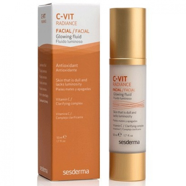C-VIT RADIANCE FLUIDO LUMINOSO 50ML