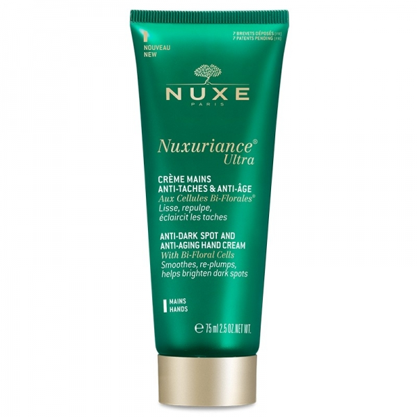 NUXE NUXURIANCE ULTRA CREMA DE MANOS ANTI-MANCHAS ANTIEDAD 75ML