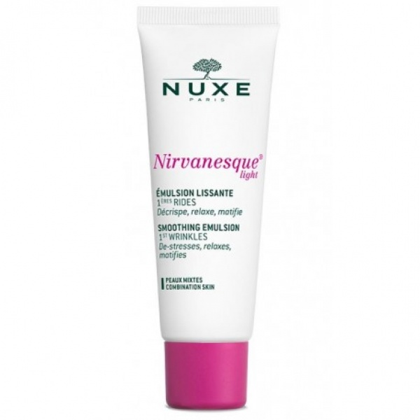 NUXE NIRVANESQUE EMULSION ALISANTE LIGHT 50ML