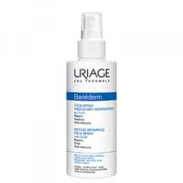 URIAGE BARIÉDERM CICA SPRAY SECANTE REPARADOR 100ML