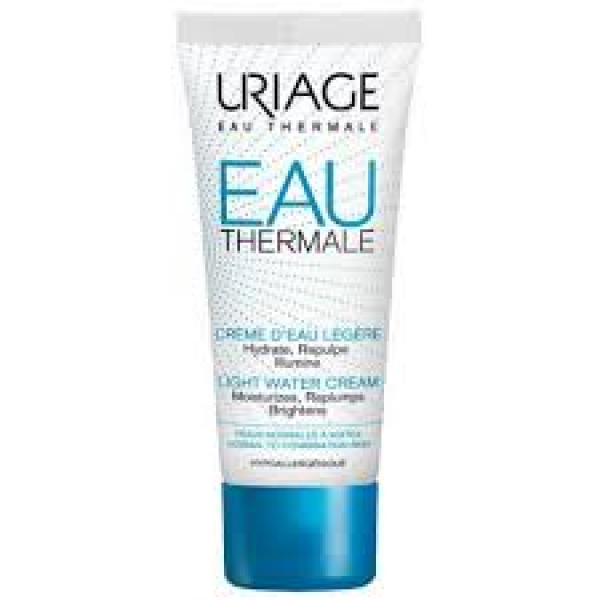 URIAGE EAU THERMALE CREMA LIGERA DE AGUA 40ML
