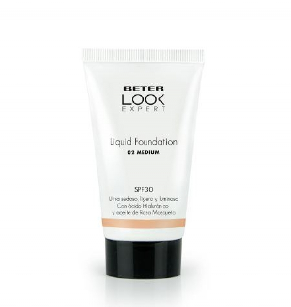 BETER LOOK EXPERT BASE MAQUILLAJE SPF30 TONO 2 MEDIUM