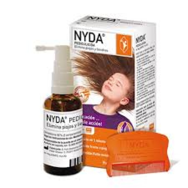 NYDA SPRAY + LENDRERA
