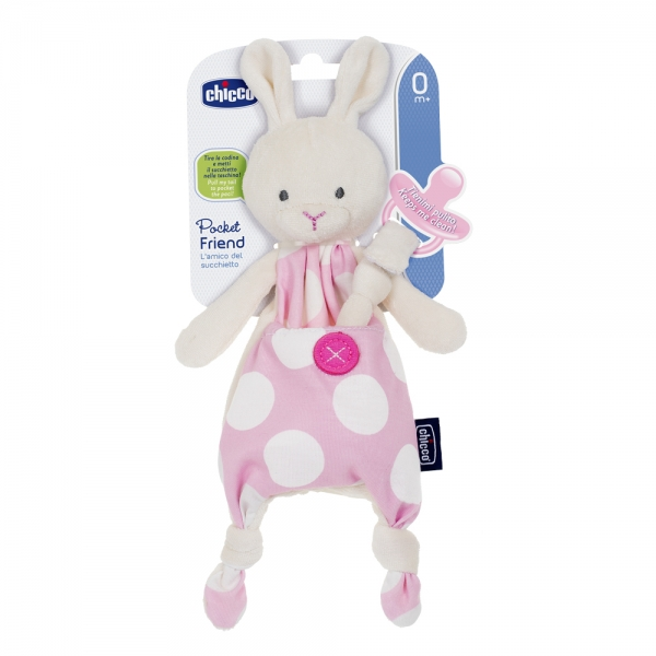 CHICCO POCKET FRIEND ROSA