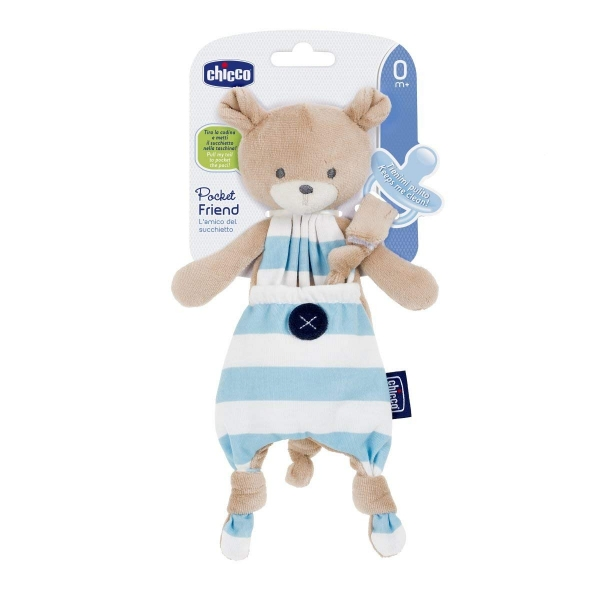 CHICCO POCKET FRIEND AZUL