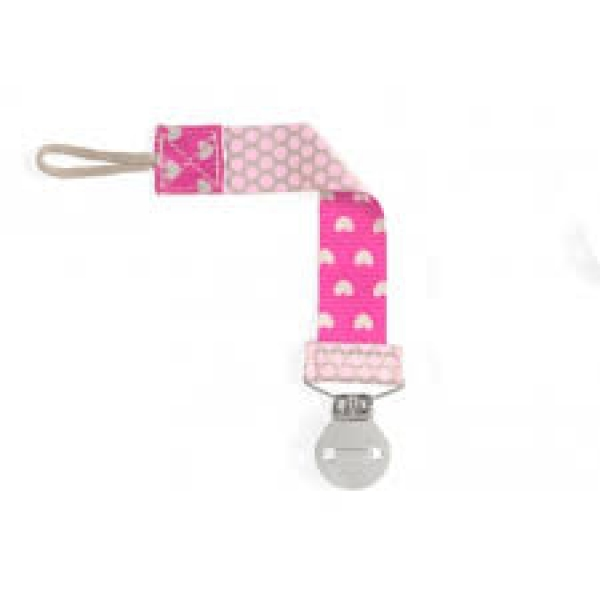 CHICCO FASHION CLIP ROSA