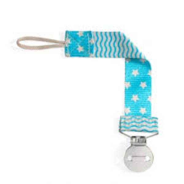 CHICCO FASHION CLIP AZUL