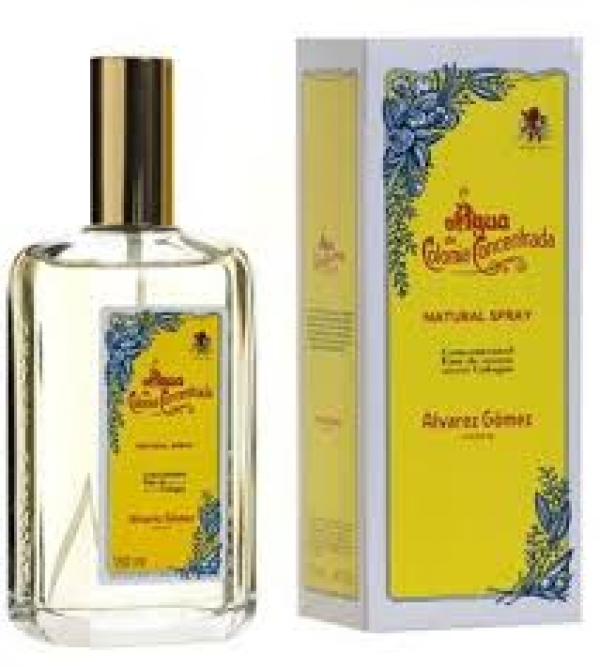 AGUA DE COLONIA CONCENTRADA SPRAY 80ML