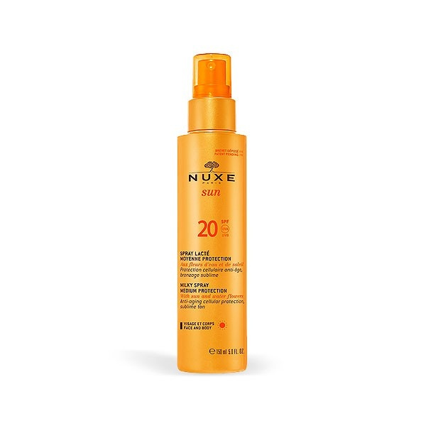 NUXE LECHE EN SPRAY PROTECCION MEDIA SPF 20 150ML