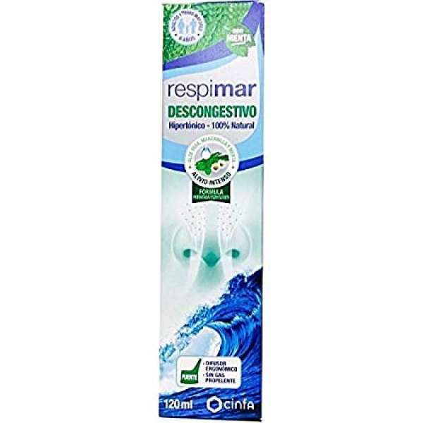 RESPIMAR DESCONGESTIVO HIPERTONICO 120ML