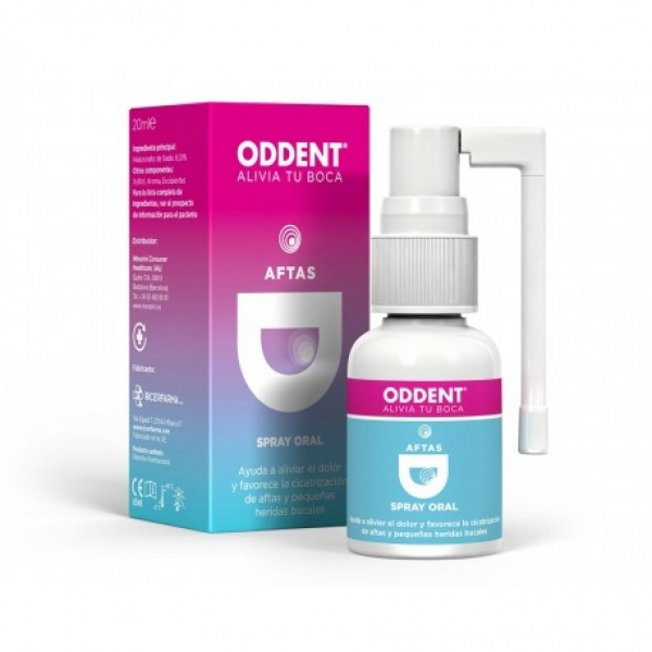 ODDENT AFTAS SPRAY