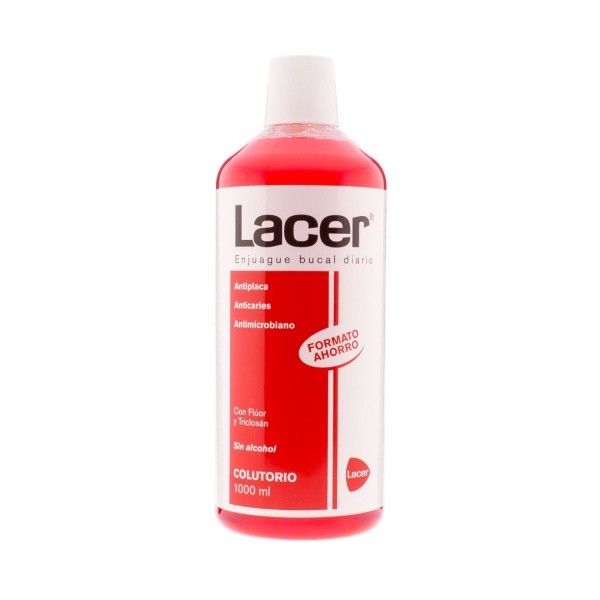 LACER ENJUAGUE BUCAL 1000ML